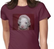 In My Easter Bonnet Womens Fitted T-Shirt