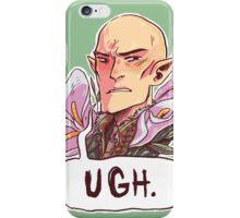 =Judgemental Sigh= iPhone Case/Skin