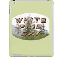 "Bates Motel ""White Pine Bay"" iPad Case/Skin"