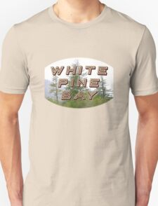 "Bates Motel ""White Pine Bay"" T-Shirt"
