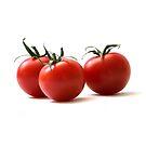 Tomatoes by Amanda White