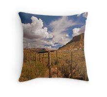 Grafton Utah Throw Pillow