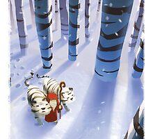 Noah and Tigers by Julia Blattman
