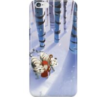 Noah and Tigers iPhone Case/Skin