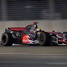 Lewis Hamilton doing what he does best in Singapore by richardfrank