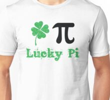 Celebrate St Patricks Day and Pi Day Unisex T-Shirt