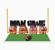 Man Cave Football by Designer1562