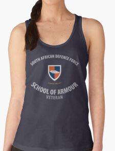 SADF School of Armour Veteran Shirt Women's Tank Top