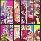 Year of Punks by Cara McGee