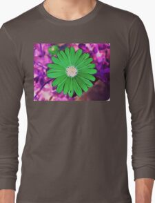 Joker Flower Long Sleeve T-Shirt