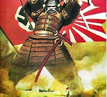Japanese Propaganda Poster : WW2 World War 2 : WWII  by verypeculiar