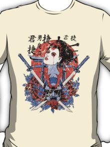 Geisha Death T-Shirt