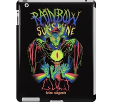 Rainbow Sunshine Cult iPad Case/Skin
