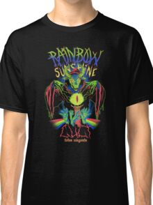 Rainbow Sunshine Cult Classic T-Shirt