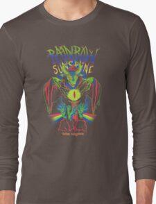 Rainbow Sunshine Cult Long Sleeve T-Shirt