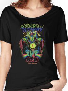 Rainbow Sunshine Cult Women's Relaxed Fit T-Shirt