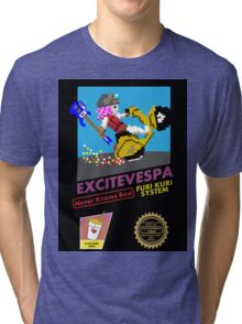 ExciteVespa Tri-blend T-Shirt