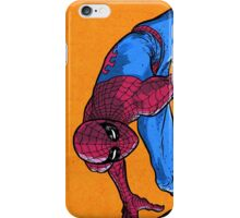 Does whatever a spider can... iPhone Case/Skin