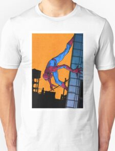 Does whatever a spider can... T-Shirt
