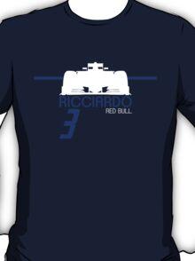 Daniel Ricciardo 2015 - White T-Shirt