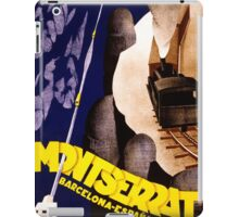 Barcelona, Spain iPad Case/Skin