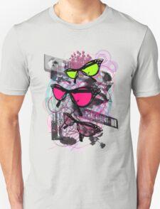 rose colored glasses T-Shirt