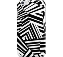 Lines Camouflage Pattern 2 iPhone Case/Skin