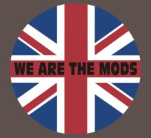 We are the mods Kids Clothes