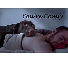 comfy Photographic Print