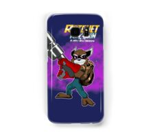 Ratchet Racoon Samsung Galaxy Case/Skin