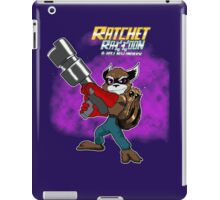 Ratchet Racoon iPad Case/Skin