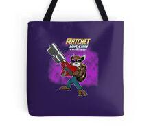 Ratchet Racoon Tote Bag