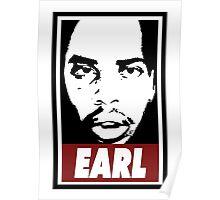 Earl Sweatshirt Poster