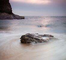 Bedruthan Rocks, Cornwall, England by Cherrybom