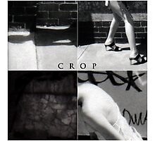 cropping is for farmers Photographic Print