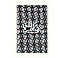 "Pet Sematary ""Dead is Better"" Art Print"