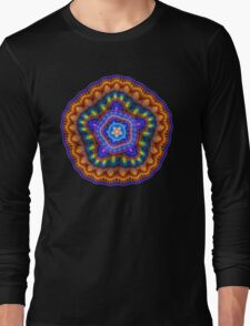 'FeatherFlower 040' T-shirt T-Shirt
