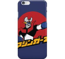 Mazinger-Z iPhone Case/Skin