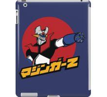 Mazinger-Z iPad Case/Skin