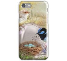 Tea For Two iPhone Case/Skin