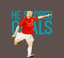 Paul Scholes - He Scores Goals Unisex T-Shirt