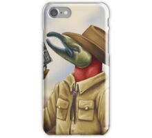 Cowboys Never Cry iPhone Case/Skin