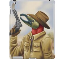 Cowboys Never Cry iPad Case/Skin