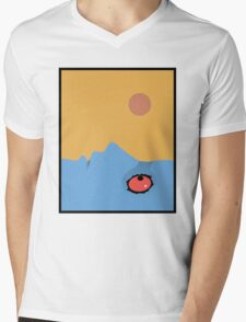 Fantastic Planet - Eyes Mens V-Neck T-Shirt