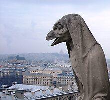Watching Over Paris by Tarryn Godfrey