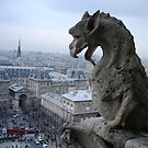 Guarding Gargoyle by Tarryn Godfrey