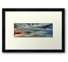 forster panorama Framed Print