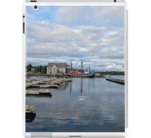Harbor View iPad Case/Skin