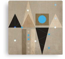 Geometric/A. 01 Canvas Print
