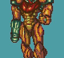 Samus Aran - Super Metroid - See You Next Mission by Deezer509